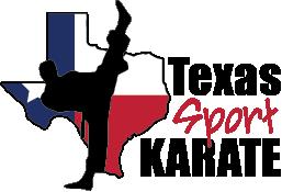 Texas Sport Karate Logo | Logo Design | Stacey Sansom Designs