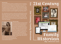 21st Century Family Historian Book Cover