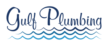 Gulf Plumbing Logo | Logo Design | Stacey Sansom Designs