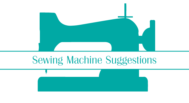 """Stacey Sansom Designs post topic: """"Sewing Machine Suggestions"""" - Sewing Machine Features"""